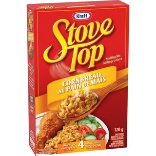 Kraft - Stove Top Stuffing Mix Cornbread - 120 g