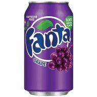 Fanta - Grape - 1 x 355 ml