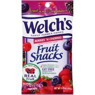 Welchs Fruit Snacks Berries n Cherries - 64g