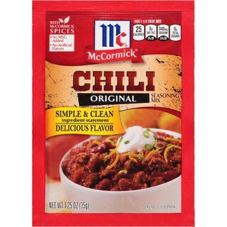 McCormick - Chili Original Seasoning Mix - 35 g