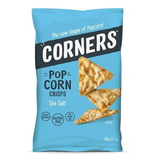Corners Pop Corn Crisp Sea Salt - 85g