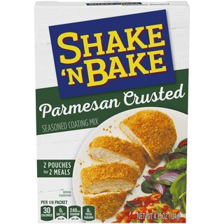 Kraft - Shake n Bake - Parmesan Crusted - 134 g