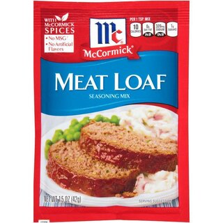 McCormick - Meat Loaf Seasoning Mix - 42 g