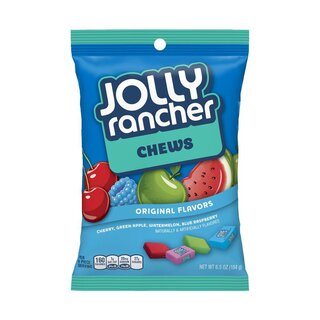 Jolly Rancher Chews - Original Flavors - 1 x 184g