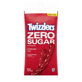 Twizzlers Strawberry Sugar Free - 1 x 142g