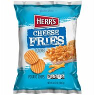 Herrs - Cheese fries Chips - 184g