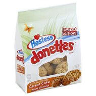 Hostess Donettes - Carrot Cake Donuts Limited Edition - 1...