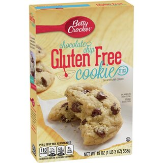 Betty Crocker - Gluten Free Cookies mix - 538g