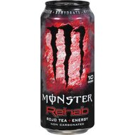 Monster USA - Rehab - Raspberry Tea + Energy - 458 ml