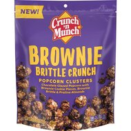 Crunch n Munch Brownie Brittle Crunch Popcorn Clusters  -...