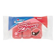 Hostess - Zingers Strawberry - 36 x 108g