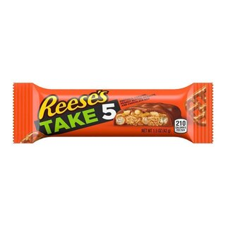 Reeses Take 5 - Layer Bar - 1 x 42g
