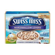 Swiss Miss - Marshmallow Lovers Hot Cocoa Mix - 8 x 28 g