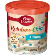 Betty Crocker - Rich & Creamy - Rainbow Chip Frosting - 1...