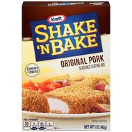 Kraft - Shake n Bake - Original Pork - 1 x 142 g