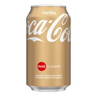 Coca-Cola - Vanilla - 1 x 355 ml