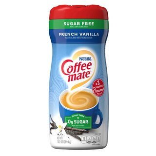 Nestle - Coffee-Mate - Sugar Free - French Vanilla - 1 x 289,1 g