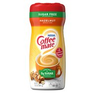 Nestle - Coffee-Mate - Sugar Free - Hazelnut - 1 x 289,1 g