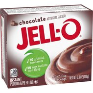 Jell-O - Chocolate Instant Pudding & Pie Filling - 1 x 110 g