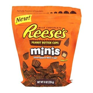 Reeses - Peanut Butter Cups Minis - 1 x 226g