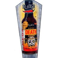 Blairs - Mega Death sauce with Liquid Fury - 1 x 150ml