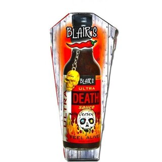 Blairs - Ultra Death sauce with versey Fury - 1 x 150ml