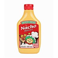 Nacho Squeeze Cheese Microwaveable - 1 x 440g