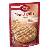 Betty Crocker - Peanut Butter Cookie Mix - 1 x 496 g
