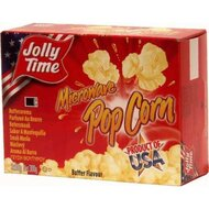 Jolly Time Microware Popcorn Butter Flavor - 1 x 300g