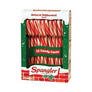 Spangler Peppermint Candy Canes (150g)