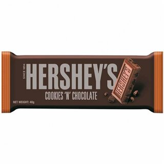 Hersheys Cookies & Chocolate Bar - 1 x 43g
