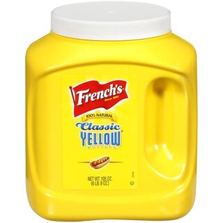 Frenchs Classic Yellow Mustard (2.98 kg)