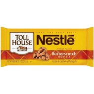 Nestle - Toll House Butterscotch Morsels - 1 x 311,8g