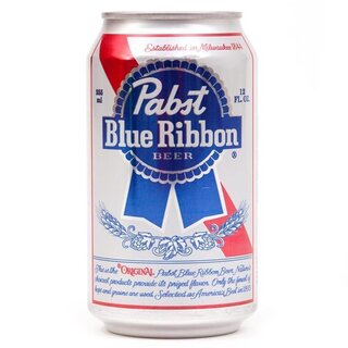 Pabst - Blue Ribbon - 24 x 355 ml