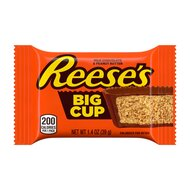 Reeses Big Cup - Peanut Butter Lovers Cup - 1 x 39g