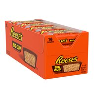 Reeses Big Cup - Peanut Butter Lovers Cup - 16 x 39g