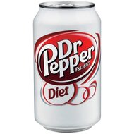 Dr Pepper - DIET - 1 x 355 ml