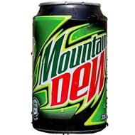 Mountain Dew - Classic - 1 x 330 ml