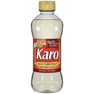 Karo Light Corn Syrup with real Vanilla - 1 x 473ml