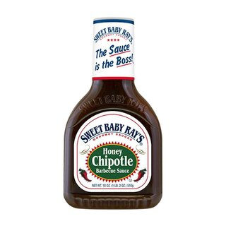 Sweet Baby Rays - Honey Chipotle Barbecue Sauce - 1 x 510 g