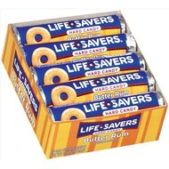 Lifesavers Butter Rum Hard Candy (10x32g)
