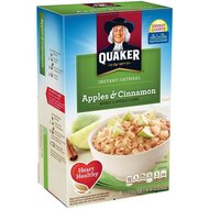 Quaker Instant Oatmeal - Apples & Cinnamon - 1 x 430g