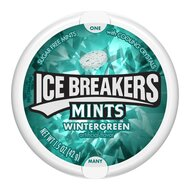 Ice Breakers Mints - Wintergreen - Sugar Free - 1 x 42g