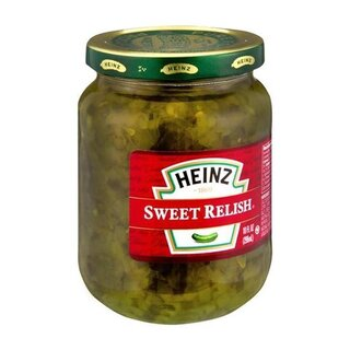 Heinz - Sweet Relish - Glas - 1 x 296ml