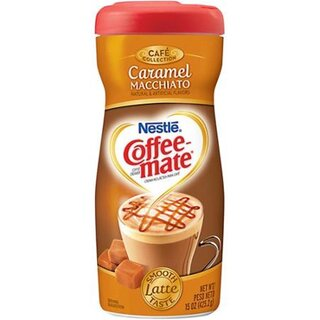 Nestle - Coffee-Mate - Caramel Macchiato - 1 x 425,2 g