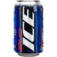 Bud Ice - Premium Lager - 1 x 355 ml
