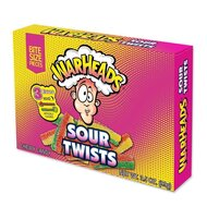 Warheads Sour Twists - 1 x 99g
