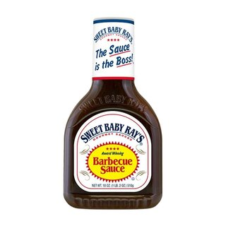 Sweet Baby Rays - Original Barbecue Sauce - 1 x 510g