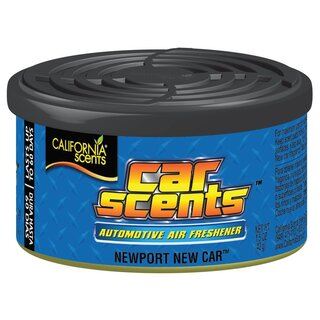 Car Scents - Newport New Car - Duftdose