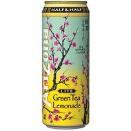 Arizona - Half & Half LITE Green Tea Lemonade  - 1 x 680 ml